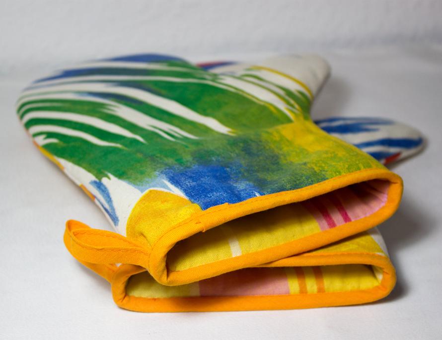 Freebook: Backofenhandschuhe