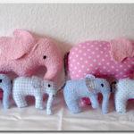 """""""Wenn die Elefanten-Tanten…"""