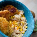 MittwochsBox #3: Reissalat mit Mandarinen und Mais