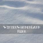 Winterwonderland Ruhr