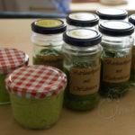 Rezept: Bärlauchbutter & dreierlei Bärlauchpesto