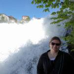 Einmal Rheinfall und zurück