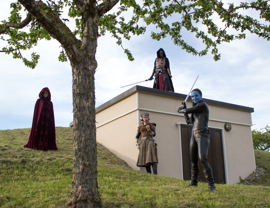 StarWars-Cosplay-Shooting, Teil I