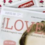 Giveaway: DaWanda LoveMag 3