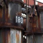 Zahlen auf Zollverein