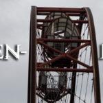 Das Sonnenrad auf Zollverein