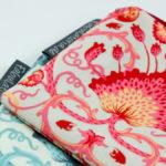 Frühjahrsputz im Stoffregal – Kosmetiktäschchen mit Oktopus