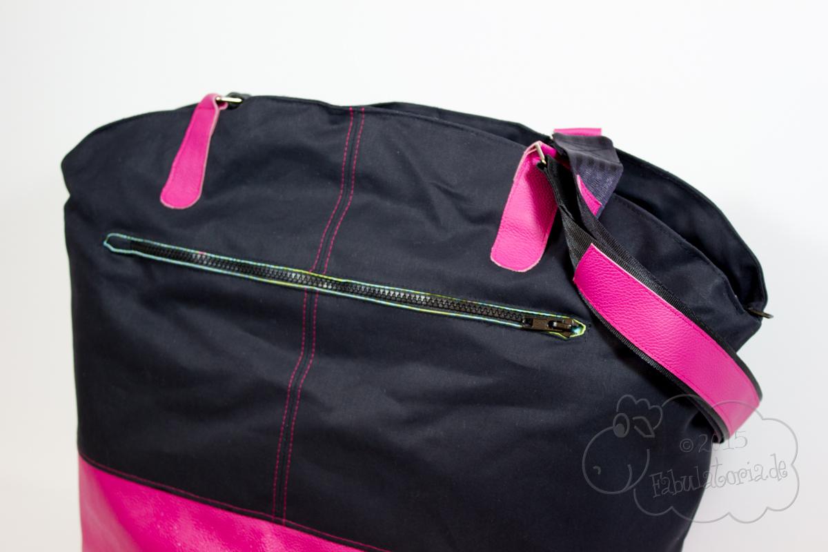 #vTeBSA – Shoppingtasche Lilia von Lillesol & Pelle