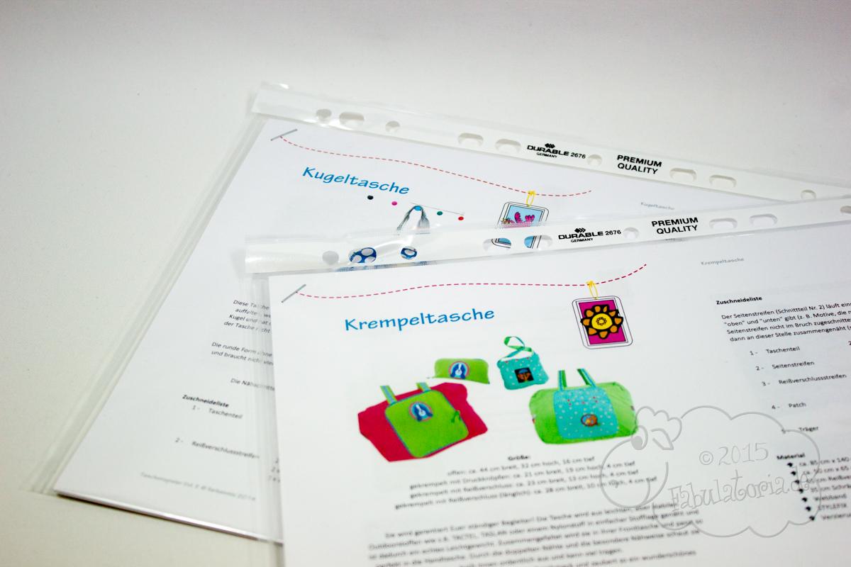 """Die """"vergessenen"""" Taschen-eBooks von Farbenmix"""