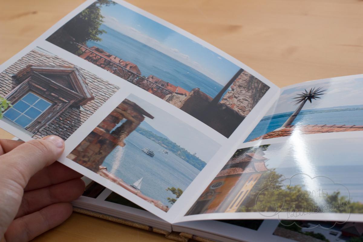 Der Bodensee, FotoPremio, die Alpen und ein Giveaway