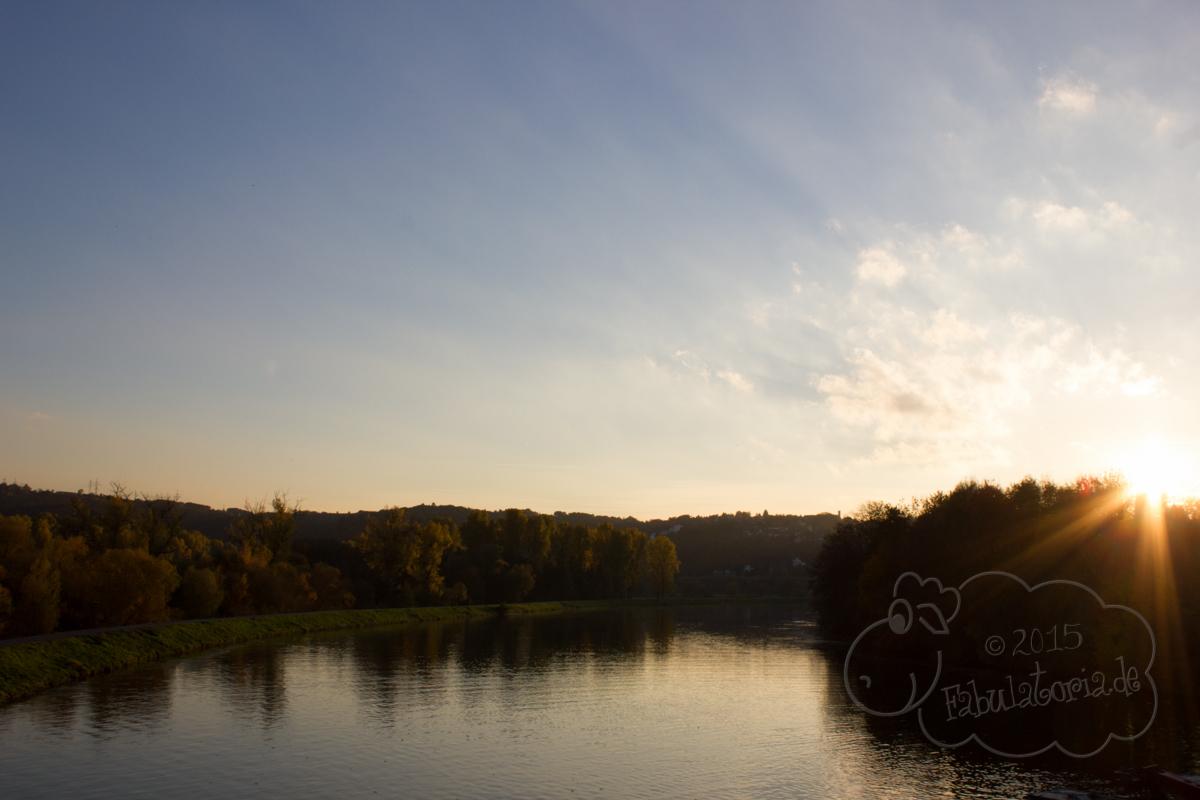 ein 12tel Blick: Der Harkortsee im Oktober 2015