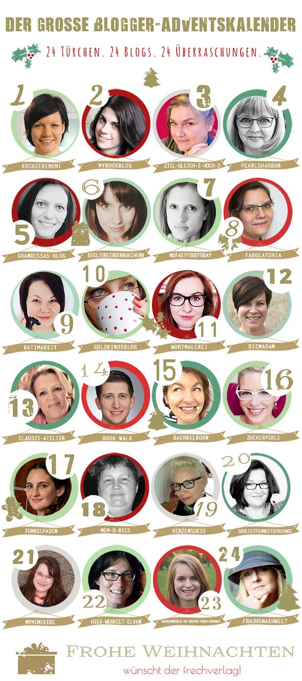 Der große Blogger-Adventskalender 2015