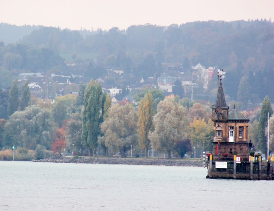 Herbstspaziergang in Konstanz
