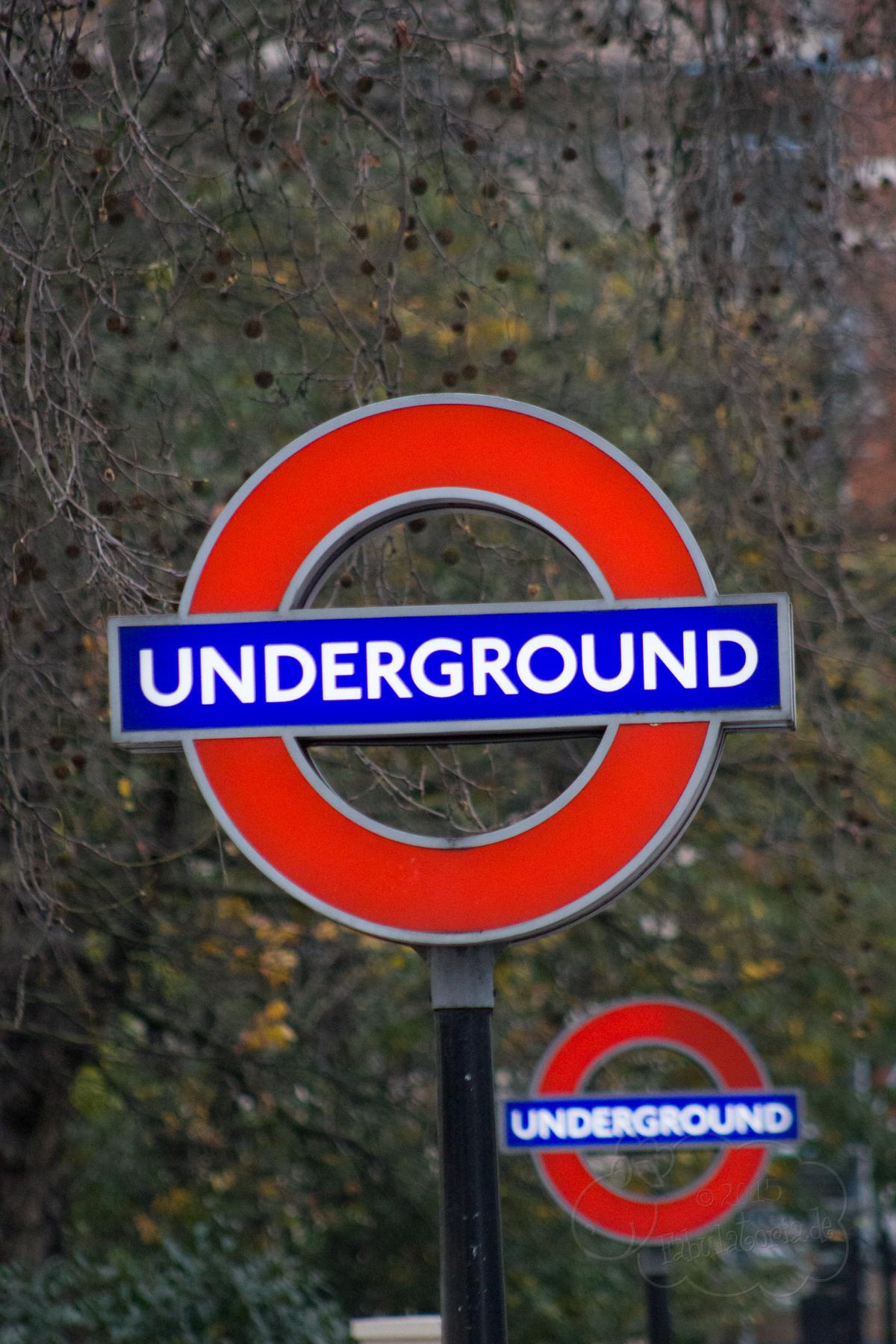 #BlogowskiLondonJourney - London Underground