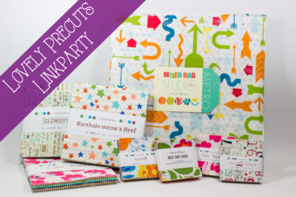 Lovely Precuts - Linkparty