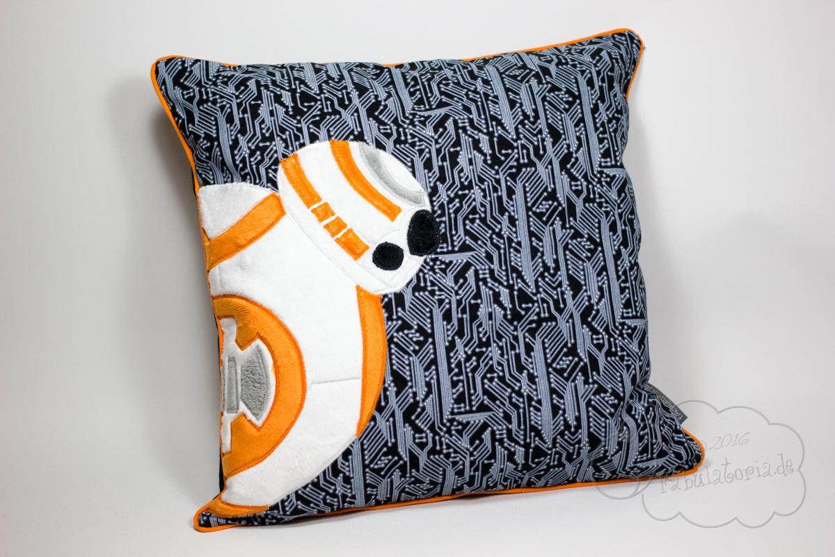 Pluus Roboter-Cousin Orange