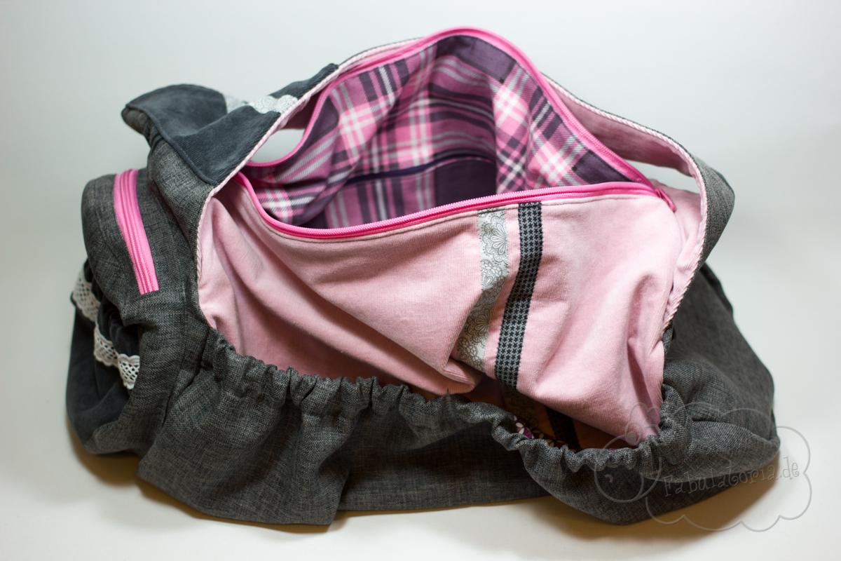 Sportlich-verspielt: Fenton House Taschen-Set