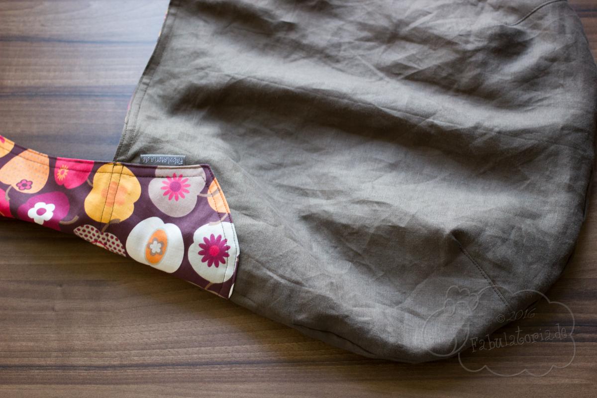 Taschenspieler 3 Sew-Along - Beuteltasche