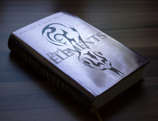 Rezension: Dark Elements 2 – Eiskalte Sehnsucht