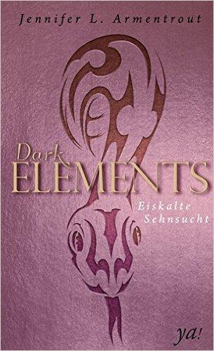 Rezension: Dark Elements 2 - Eiskalte Sehnsucht