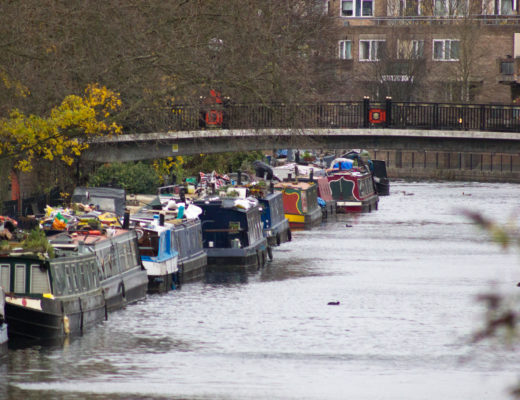 #BlogowskiLondonJourney – Little Venice