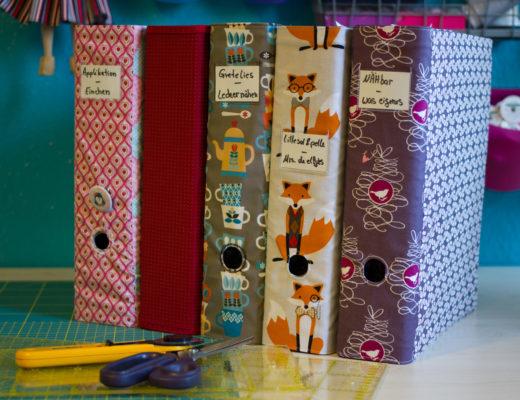 Die vergessenen Taschen-eBooks Sew-Along 2