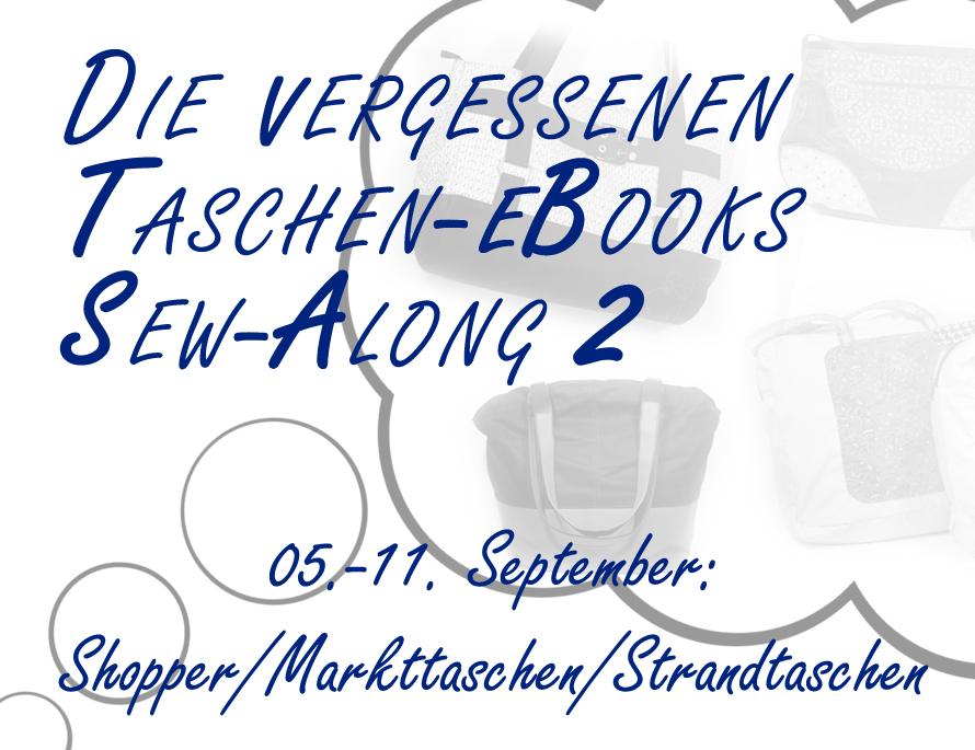 """Die """"vergessenen"""" Shopper-/ Markttaschen-/ Strandtaschen-eBooks"""