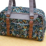 Reisende Bag – eine Liebe auf den zweiten Blick (Ein Besuch bei Elsbeth und ich und Großer Näh-Connection Sale)