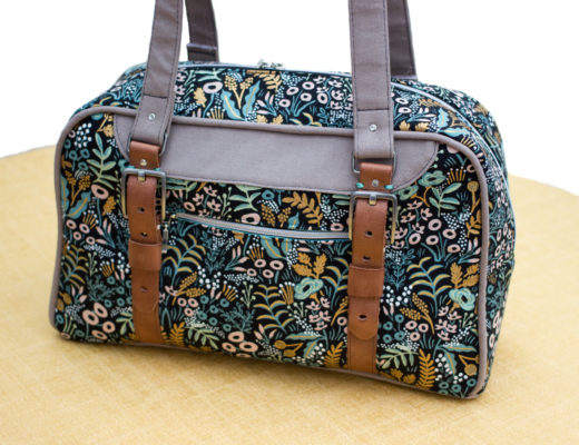 Reisende Bag - eine Liebe auf den zweiten Blick