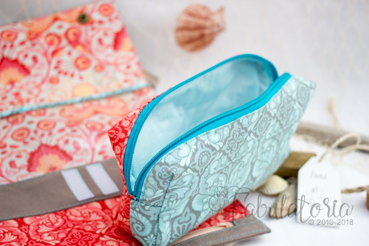 TS4 Sew Along - mit der Ruckzuck-Tasche und der RollUp-Tasche in den Sommer abtauchen