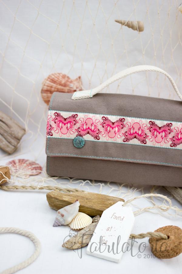 TS4 Sew Along – mit der Ruckzuck-Tasche und der RollUp-Tasche in den Sommer abtauchen