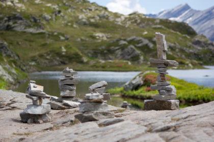 Der Weg ist das Ziel: Ein Picknick auf 2066 m – Der San-Bernadino-Pass