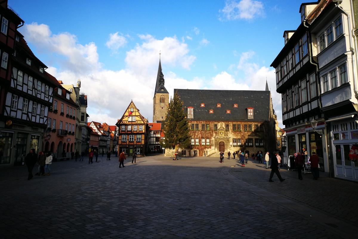 Quedlinbueg - ein guter Start ins neue Jahr