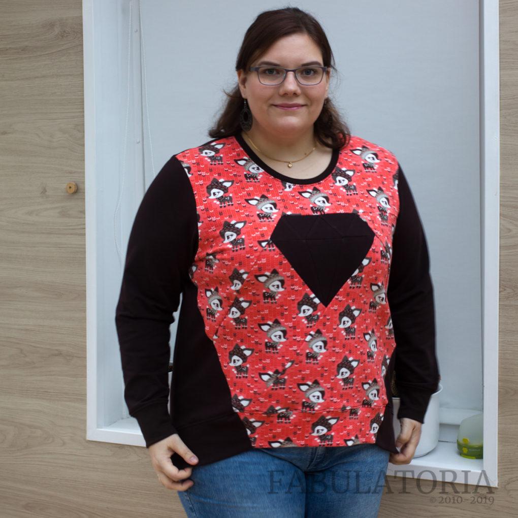 Mein Dia Ladies Sweater – Pullover Nr. 2